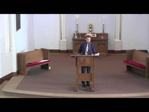Lafayette Christian Reformed Church - Mark Bonnes - June 1, 2014 - Lafayette, Indiana
