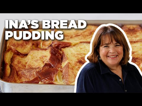 Ina's French Toast Bread Pudding   Food Network