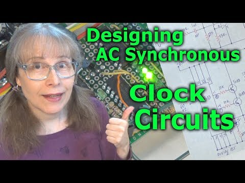 Designing AC Synchronous Circuits & The NIMO Clock