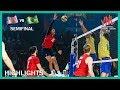 USA Vs Brazil Highlights 13 Jul Semifinal Men39s VNL 2019