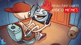 Troll Face Quest Video Memes Walkthrough All Levels