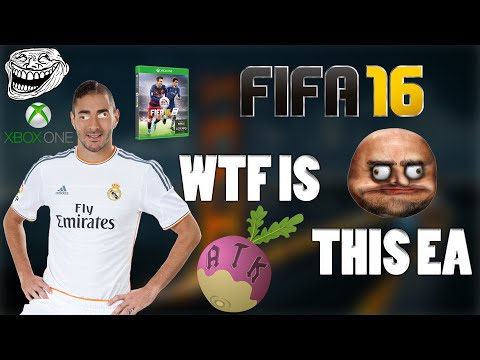 FIFA 16 - WTF IS THIS EA?!!?