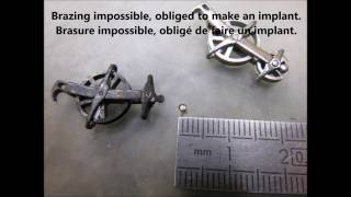 How to make a miniature medieval crossbow Part 1 - PakVim