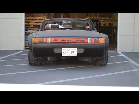Porsche 914 V8 Conversion -- For Sale 1