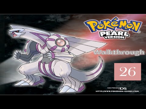 Pokemon Pearl Part 26 To The Top Of Mt  Coronet