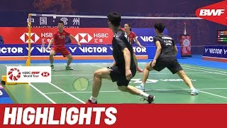 Download VICTOR China Open 2019 | Finals XD Highlights | BWF 2019 Video