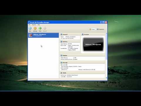 How to Run Webuzo through Virtual Box