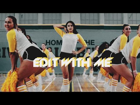 Watch me edit #2 | AE + SVP