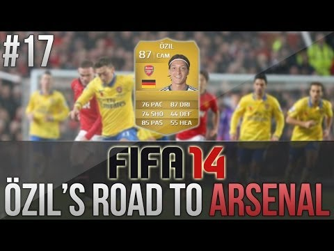 FIFA 14 | Özil's Road To Arsenal - Episode 17 - COMPLETE SQUAD!