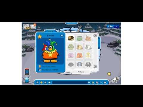 club penguin rare items