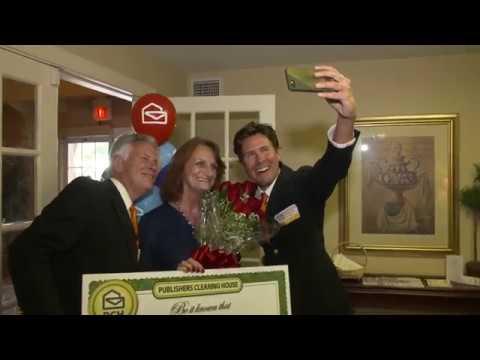 $25,000 PCH Winner - Celeste Bauman