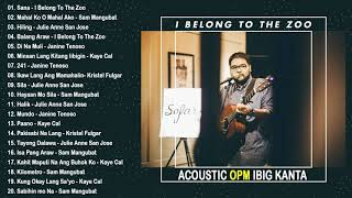 Bagong Acoustic OPM Ibig Kanta 2019 - I Belong To The Zoo, Sam Mangubat, Julie Anne San Jose