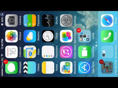 How to make/change Clash of Clans accounts via Gamecenter! Check description for step by step!