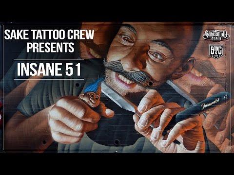 Sake Tattoo Crew presents :