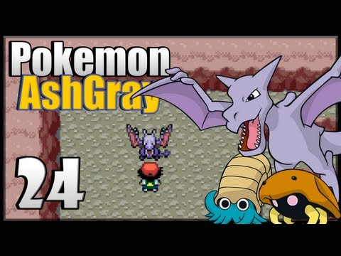 Pokémon Ash Gray - Episode 24