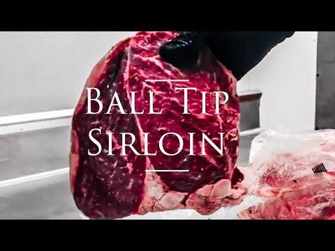 Jason Schmick: Cutting Sirloin Ball Tips!