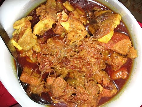 How to Make Easy Beef Curry?   Simple Beef Curry Recipe