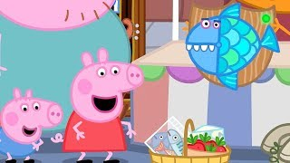 Download Peppa Pig Full Episodes - The Market - Cartoons for Children Video