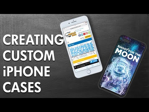 Create A Custom iPhone 7 Sublimation Case with Sawgrass SG 400 and HPN Signature Series Heat Press