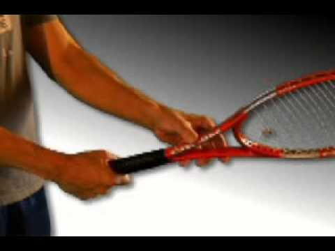 How to Grip a Tennis Racket