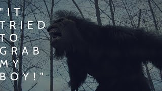 The Greatest Sasquatch Encounter Never Told! (True Story!)