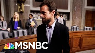 Twitter Does Not Remove Trump Tweets After Widowed Husband's Plea | MSNBC