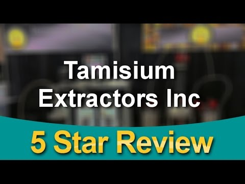 Tamisium Extractors  Review