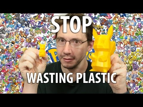 3D Printing: Stop Wasting Plastic on Infill Percentage