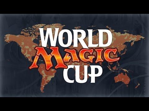 2016 World Magic Cup Quarterfinals (Unified Modern): Greece vs. Ukraine