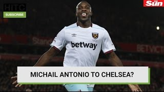 Antonio To Chelsea? Daily Transfer Rumour Round-up