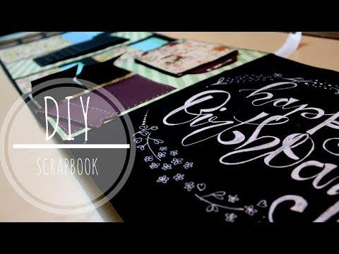 DIY: Cutest Birthday Scrapbook | Card Idea | Easy Card Idea | Handmade Card