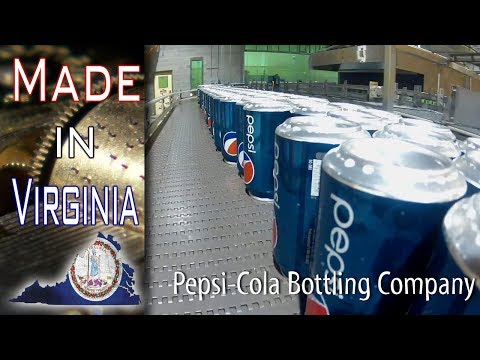 Made in Virginia: Pepsi-Cola Bottling