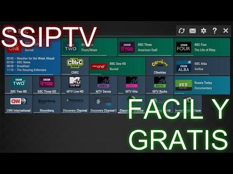 SSIPTV ALTERNATIVA FACIL AL KODI XMBC | +LISTAS M3u ONLINE (Mejor q
