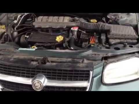 Chrysler, Sebring, Starter, Blown Fuse, Removal