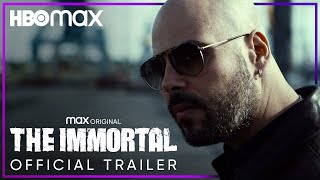 The Immortal (L'Immortale)   Official Trailer   HBO Max