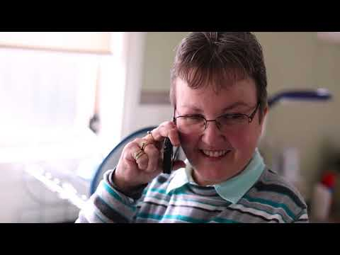 Caring for someone with a disability - the impact of breast cancer (Without subtitles)
