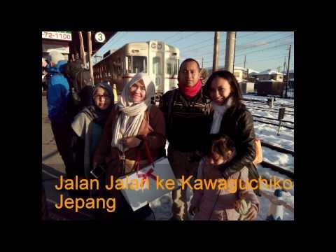 Jalan - Jalan ke Kawaguchiko Jepang