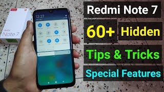 Redmi Note 7 Tips and Tricks | 60+ Awesome Hidden Special Features 🔥🔥🔥