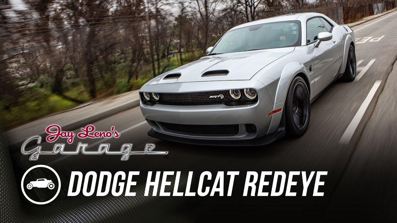 2019 Dodge Hellcat Redeye - Jay Leno's Garage