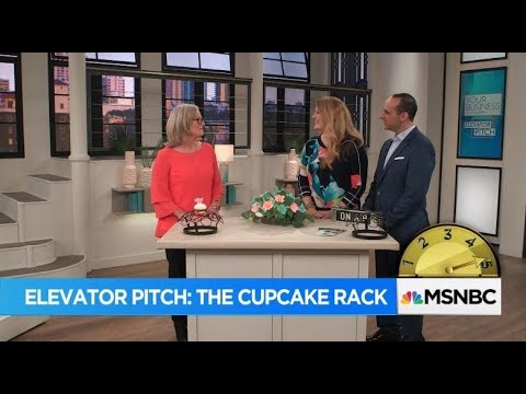 HSN Elevator Pitch: The Cupcake Rack by OPEN Forum