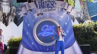 """Disney Village Celebrations"" FULL SHOW at Disneyland Paris"