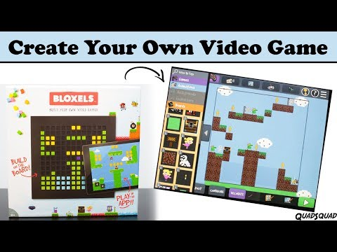 Learn to  Program Your Own Video Game - with Bloxels