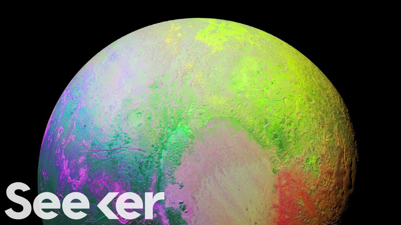 Pluto's Mysterious Atmosphere Could Help Us Fix Global Warming