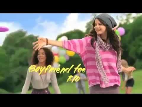 Selena Gomez Dream Out Loud Commercial - Selena Gomez video - Fanpop.flv