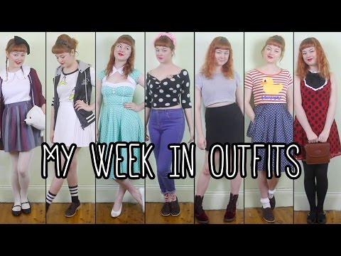 My Week In Outfits #3!