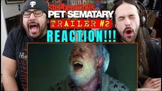 Download PET SEMATARY (2019) - TRAILER #2 - REACTION!!! Video
