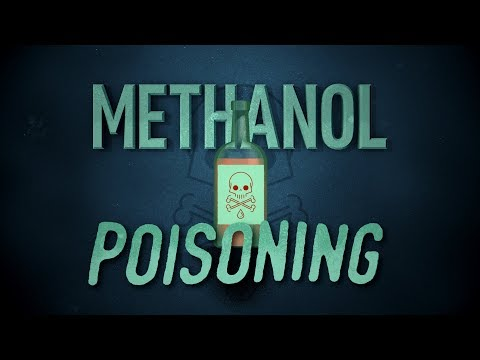 Educational video: Methanol Poisoning
