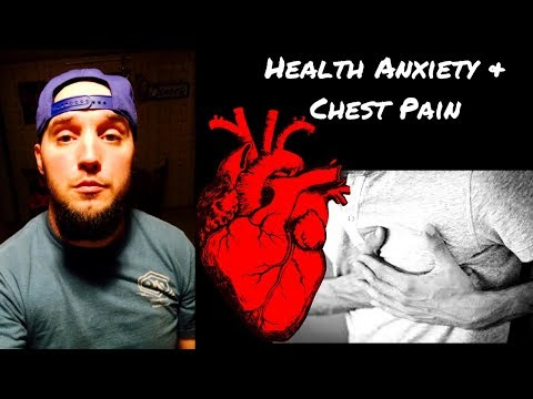 Health Anxiety & Chest Pain