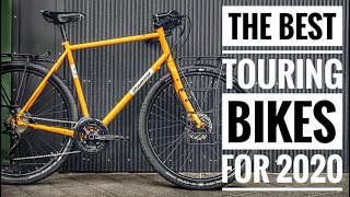 The 12 BEST Touring Bikes For 2020!