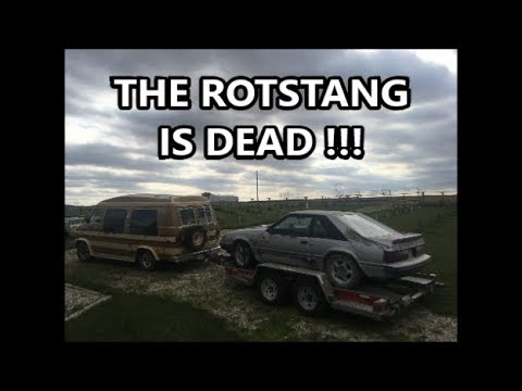 Rotstang: K.I.A. - Engine Autopsy & How She Died (Engine Build Debacles)